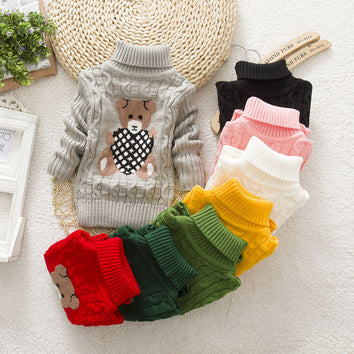 Sweater Ourson/ 24m/3T/4T