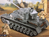 Panzer IV Tank/1193pieces