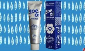MBG: Goe Oil The All-Over, All-Natural Moisturizer Your Skin Needs