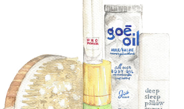 Primer & Lacquer - Top 5 Personal Faves - 1. Goe Oil