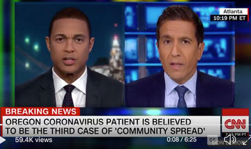 CNN Tonight - Corona Virus Questions with Don Lemon and Sanjay Gupta