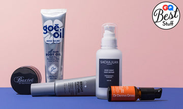 GQ: The Best Night Cream for Men Will Fix Your Face While You Sleep