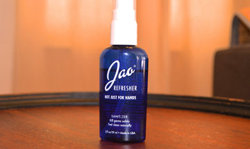 This You Need: Jao Refresher
