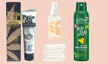 NY Times T-List: Four DEET-Free, Moisturizing Bug Sprays