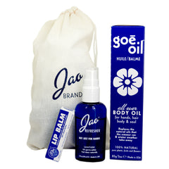 Jao Survival Supplies - Goe Oil, Jao Refresher and LipJao