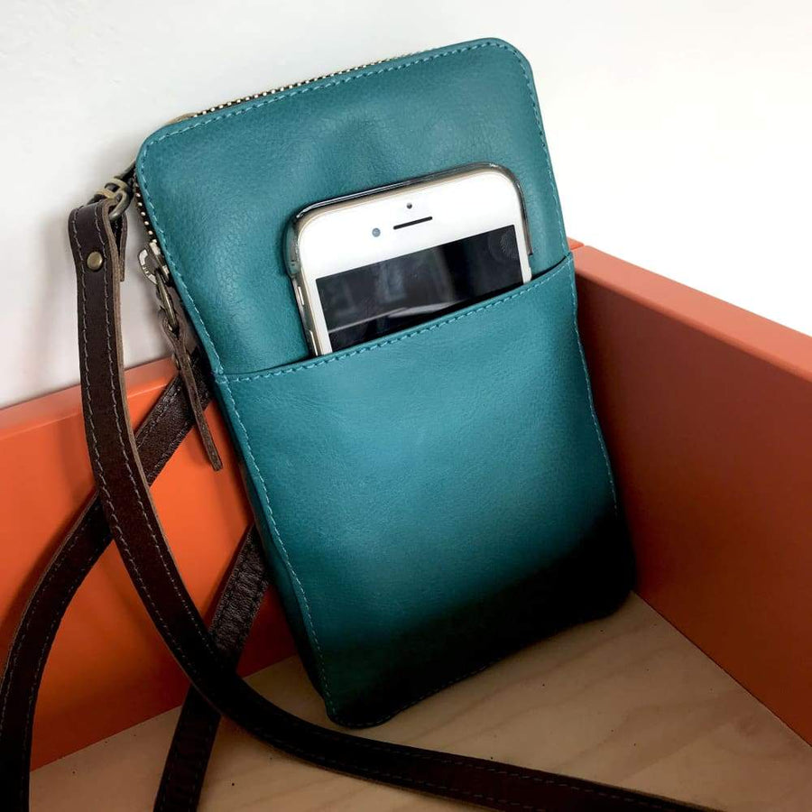 Crossbody Ziptop Wallet - Jao Brand