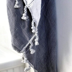 Double-Sided Turkish Bath Towel - Jao Brand