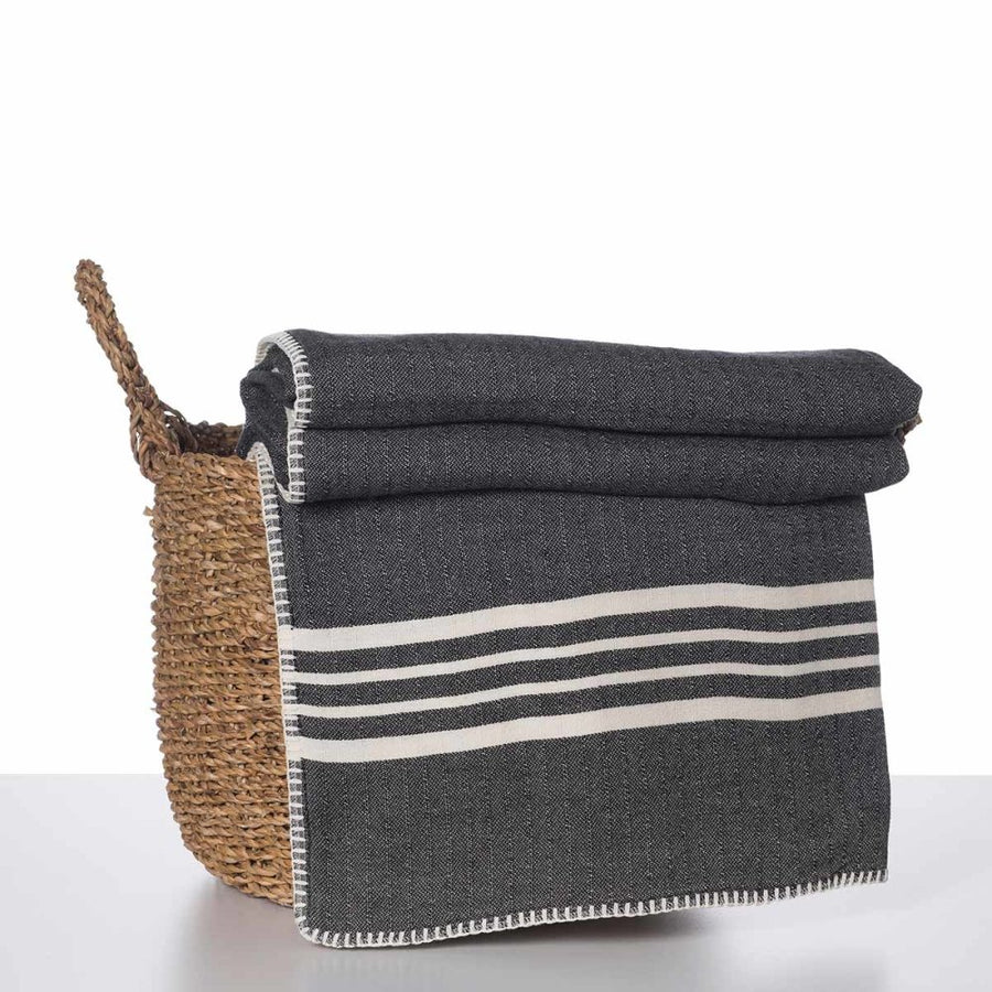 Farmer Stitch Blanket - Jao Brand