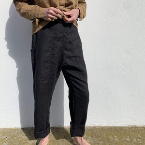 Flat Front Worker Pant - Jao Brand