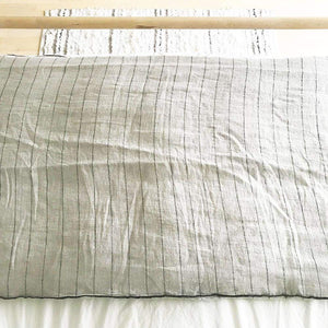 French Bed Roll - Flax - Jao Brand
