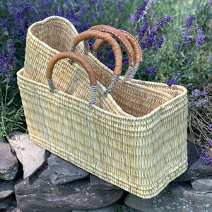 French Market Basket Pair - Jao Brand