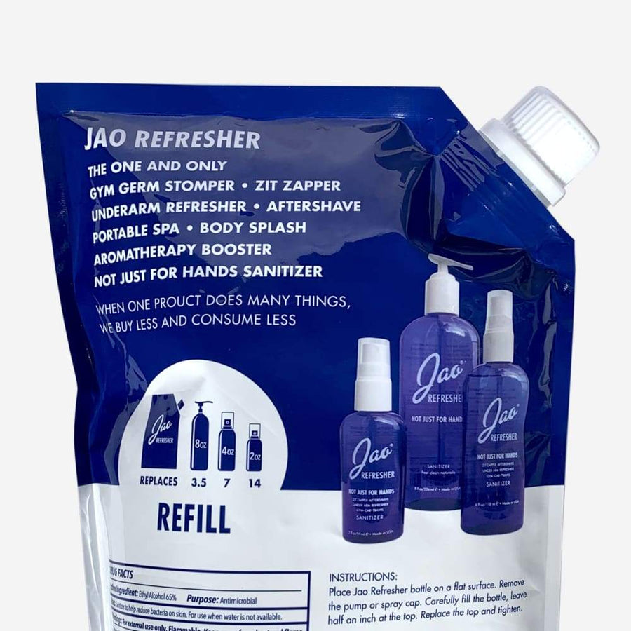 Jao Hand Refresher Refill Pouch - Jao Brand