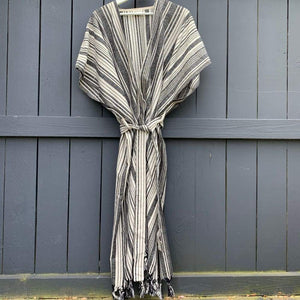 Nomad Striped Robe - Jao Brand