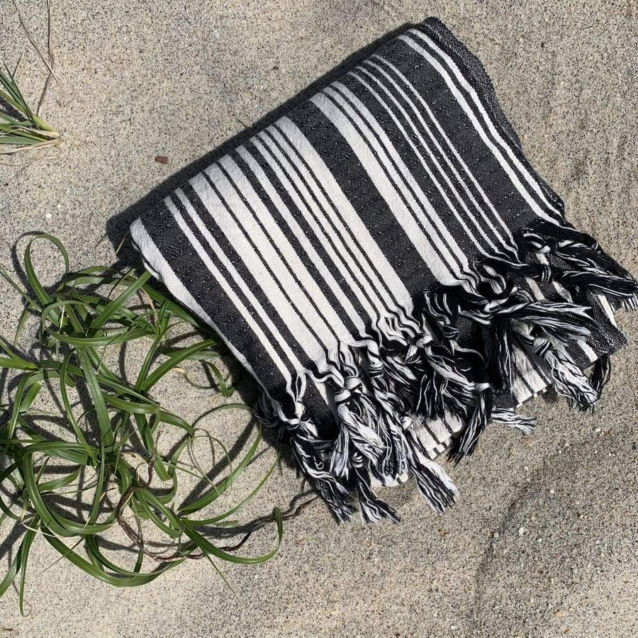 Nomad Striped Towel - Jao Brand