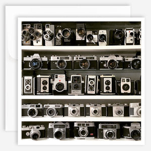 Note Card - Cameras - Jao Brand