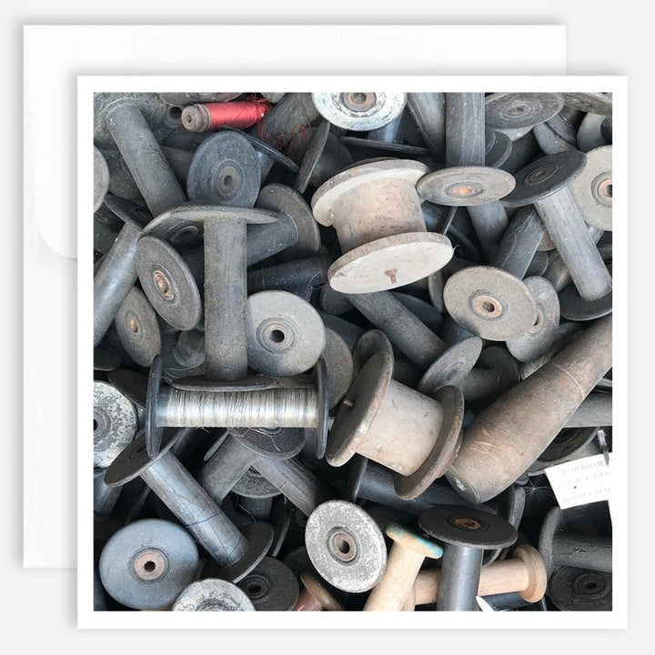 Note Card - Spools - Jao Brand