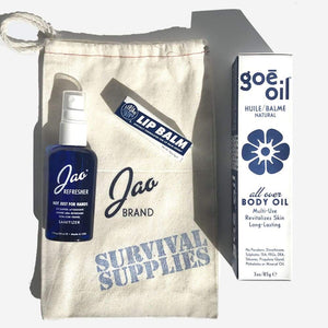 Survival Supplies - Jao Brand