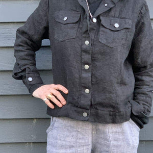 Swedish Jean Jacket - Jao Brand