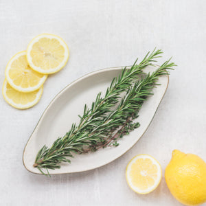 New Seasonal Scent: Rosemary & Lemon