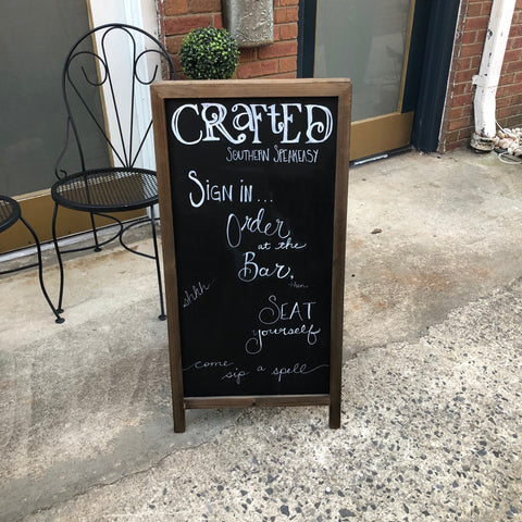 Crafted - A Southern Speakeasy