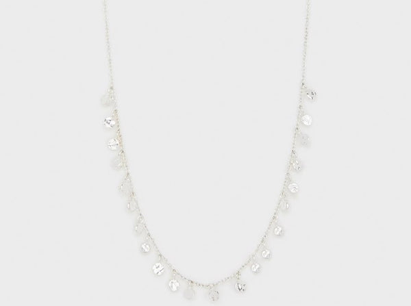 GORJANA - The Chloe Mini Necklace In Silver
