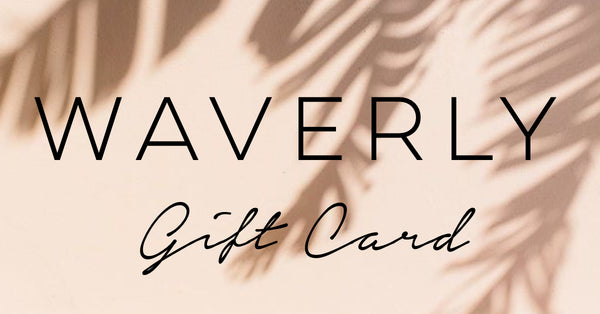 WAVERLY Gift Card