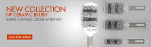 CERAMIC HAIR BRUSHES salon solis best hair salon cosmetics discount beauty products tool