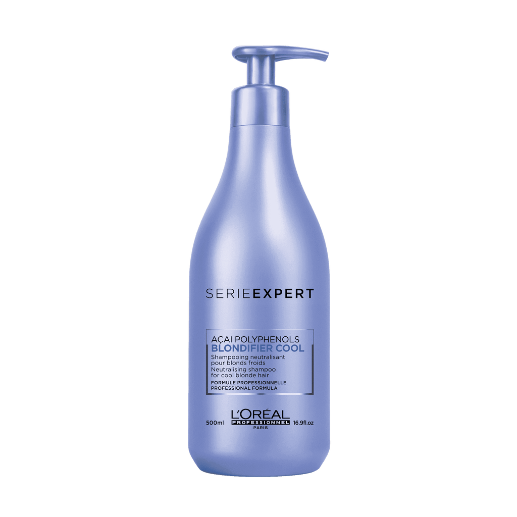 L'Oréal Professionnel Blondifier Illuminating Cool Shampoo