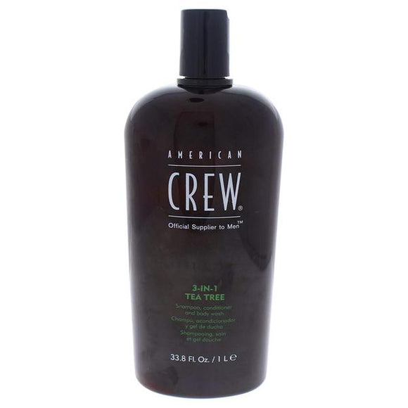 AMERICAN CREW 3 IN 1 Tea Shampoo 33.8oz