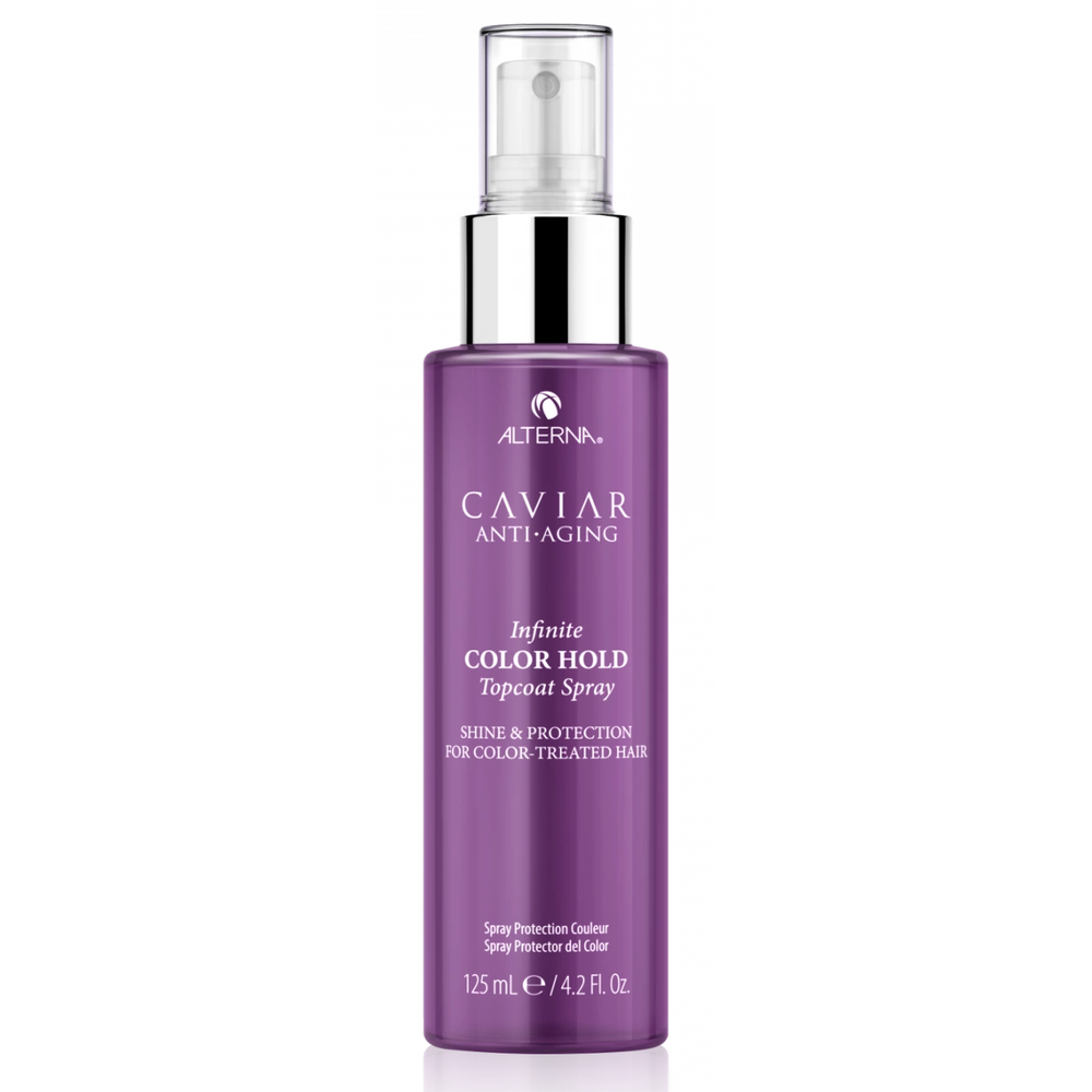 ALTERNA HAIRCARE CAVIAR Anti-Aging Infinite Color Hold Topcoat Spray