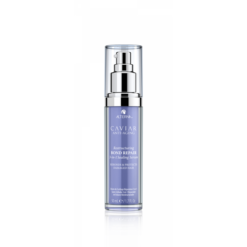 ALTERNA HAIRCARE CAVIAR Anti-Aging Restructuring Bond Repair Sealing Serum