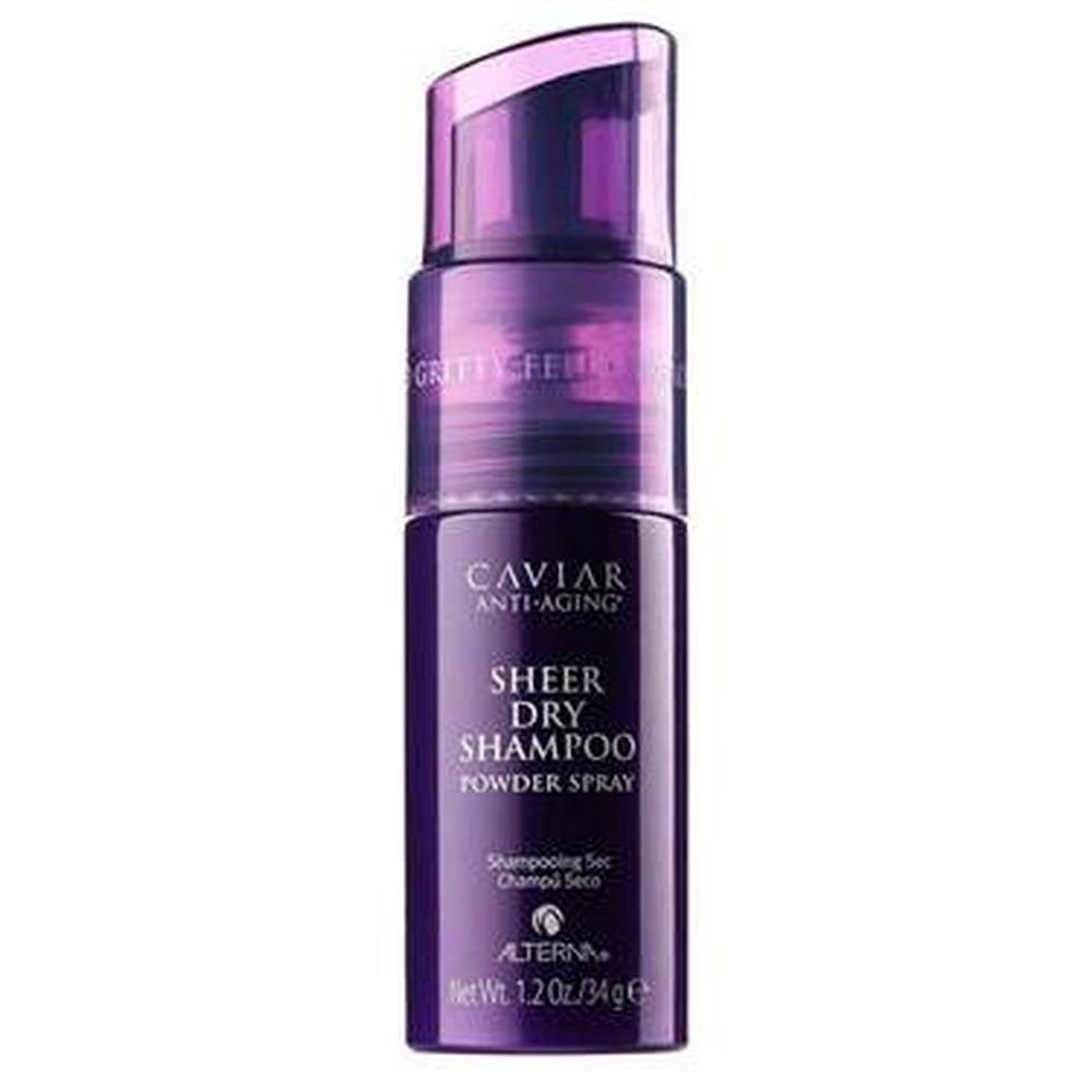 ALTERNA HAIRCARE CAVIAR Anti-Aging Sheer Dry Shampoo Powder Spray