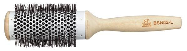 BAMBOO COLLECTION Ceramic Barrel Brush