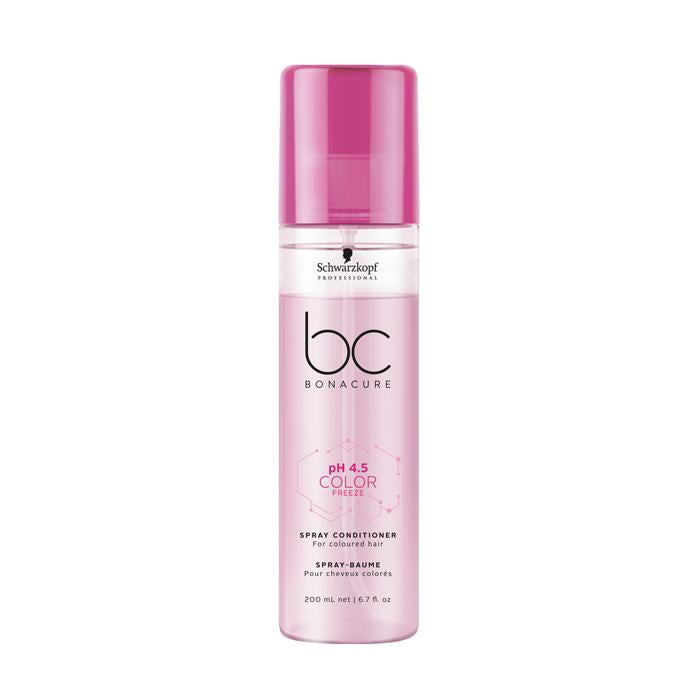 SCHWARZKOPF BC Bonacure Color Freeze Spray Conditioner