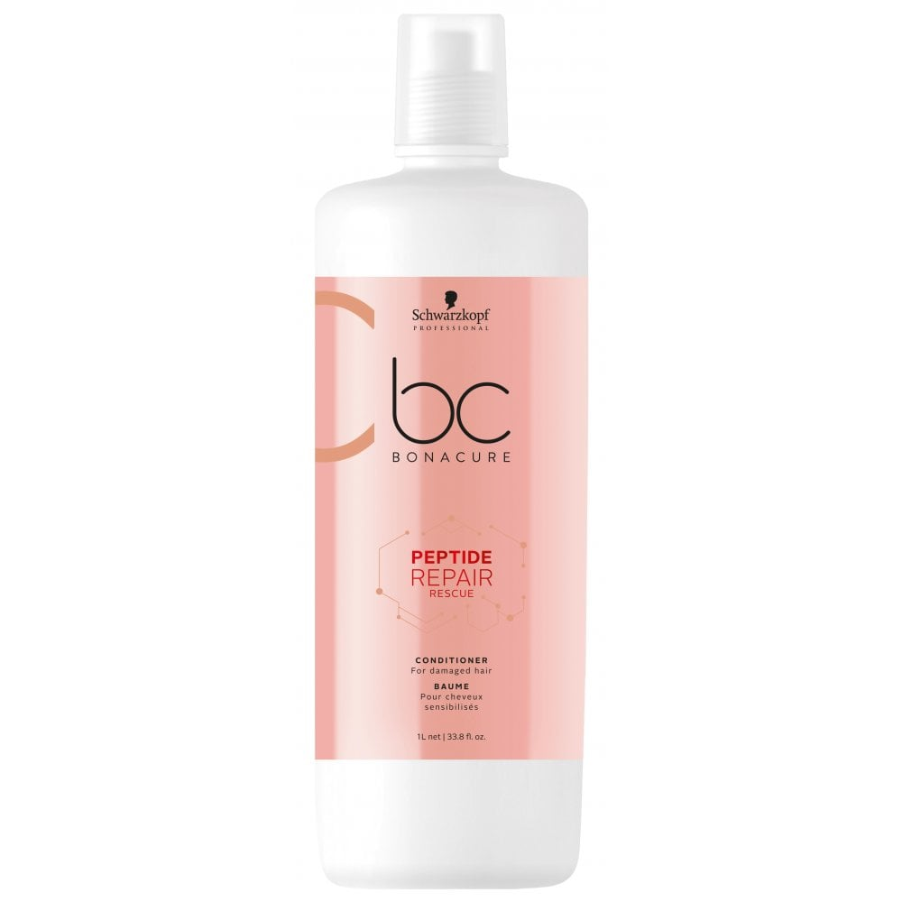 SCHWARZKOPF BC Bonacure Peptide Repair Rescue Deep Nourishing Micellar Conditioner
