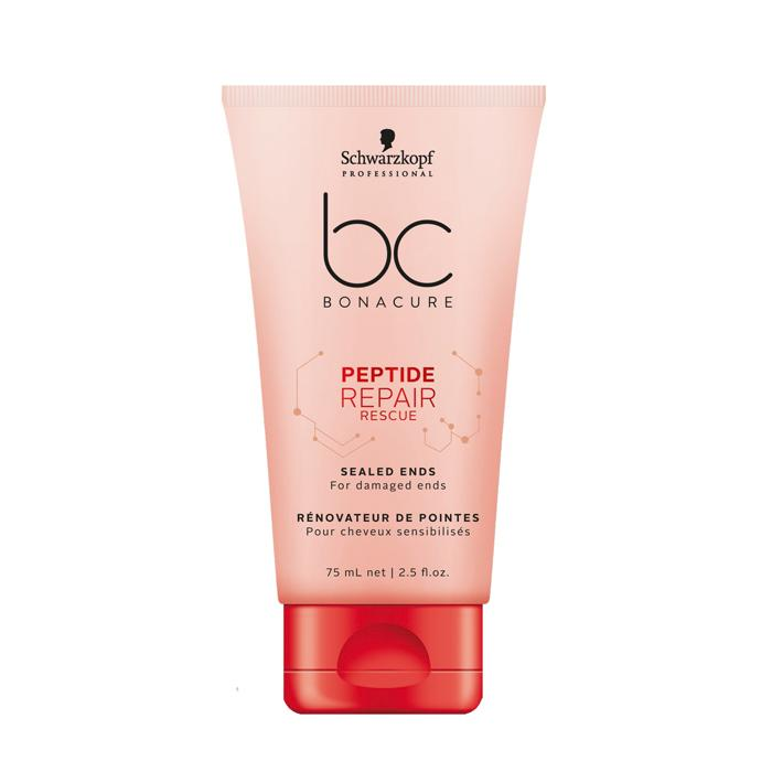 SCHWARZKOPF BC Bonacure Peptide Repair Rescue Sealed Ends Balm