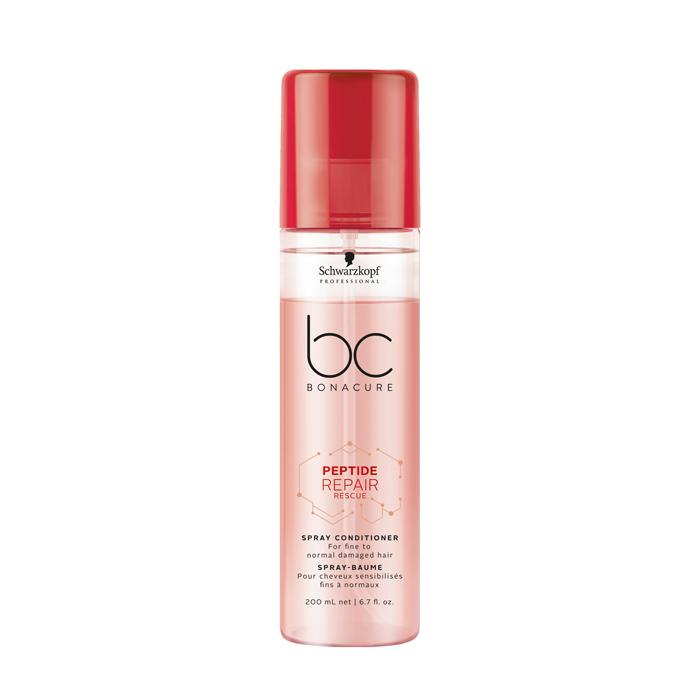 SCHWARZKOPF BC Bonacure Peptide Repair Rescue Spray Conditioner