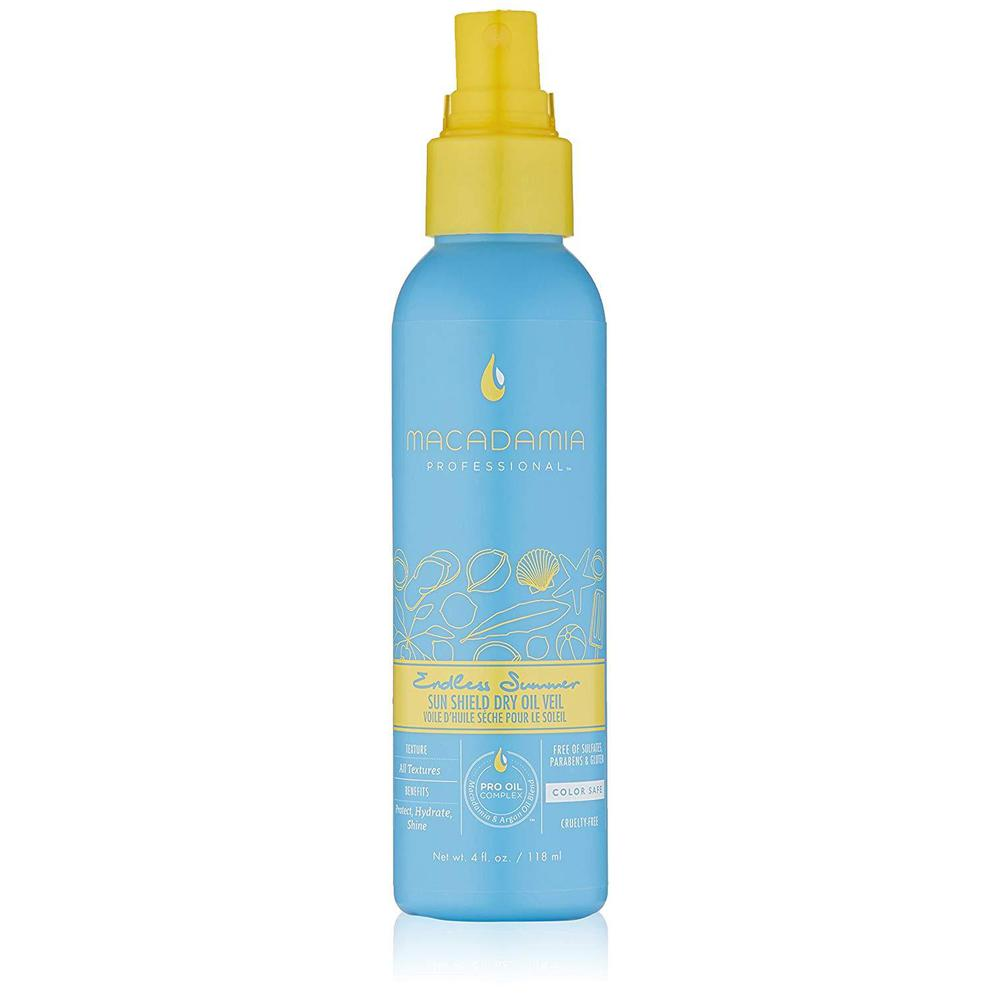 MACADAMIA Endless Summer Sun Shield Dry Oil Veil