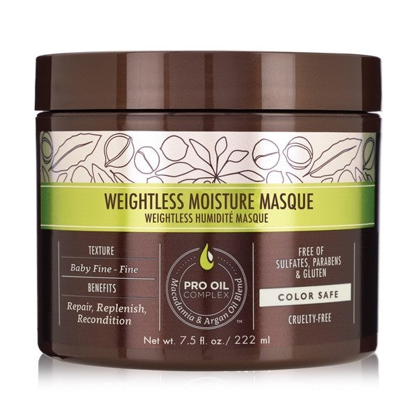 MACADAMIA Weightless Moisture Masque