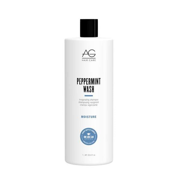 AG HAIR Peppermint Wash 33.8oz