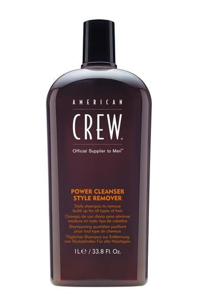 AMERICAN CREW Power Cleanse 33.8oz