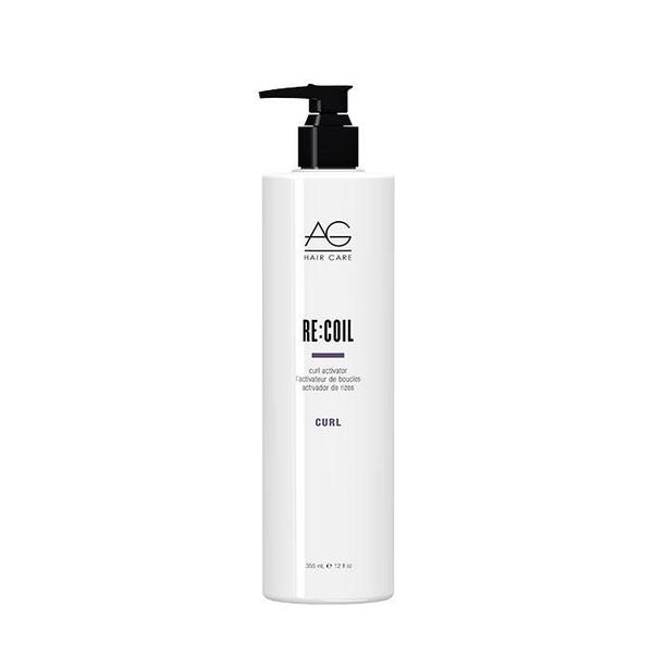 AG HAIR Curl ReCoil Curl Activator 12oz