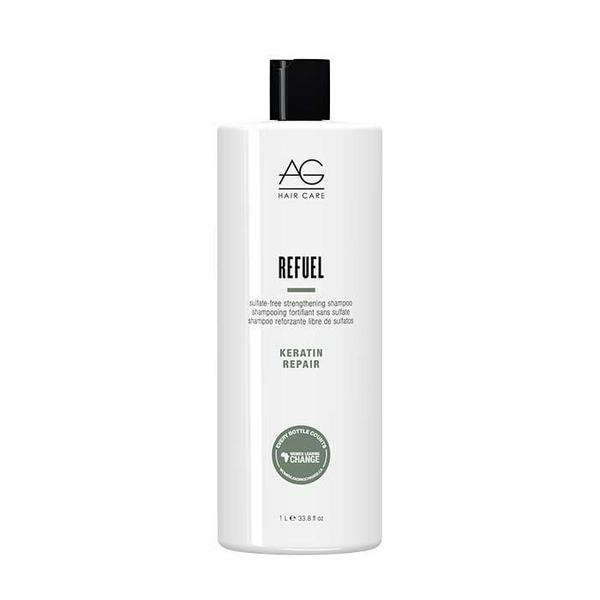 AG HAIR Keratin Repair Refuel Shampoo 33.8oz