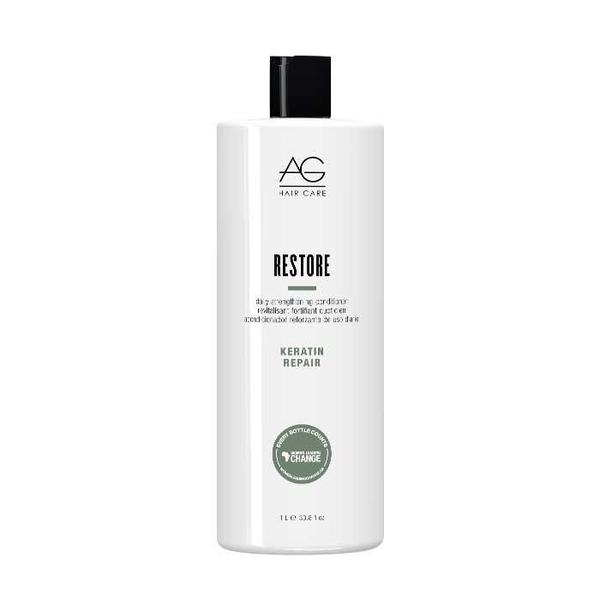 AG HAIR Keratin Repair Restore Conditioner 33.8oz