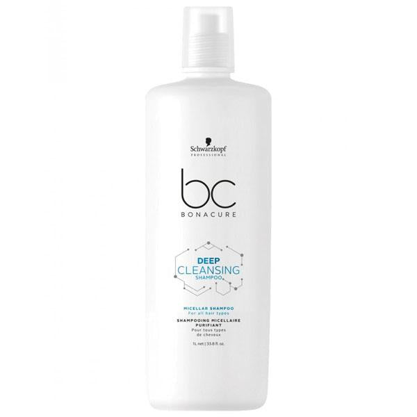 SCHWARZKOPF BC Bonacure Scalp Therapy Deep Cleansing Micellar Shampoo