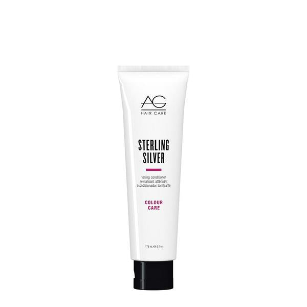 AG HAIR Colour Savour Sterling Silver Conditioner 6oz