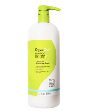 DevaCurl No-Poo Original 1L Conditioning Curls