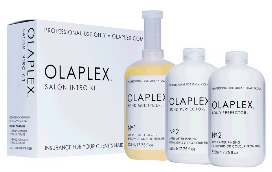 Olaplex Large Stylist Kit Best Product for Dry Damaged Hair