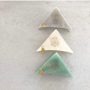 [ sAn × seisuke88] Triangle hair clip