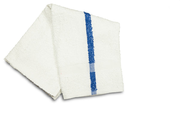 Blue Stripe Towels - Multi Textiles, Inc.